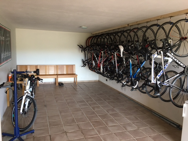 Locanda Camera con Vista Bike Room